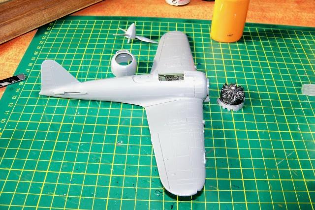 A6M8 Zero type 54/64 fini 100_0032