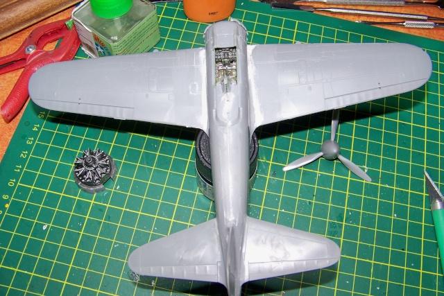 A6M8 Zero type 54/64 fini 100_0034