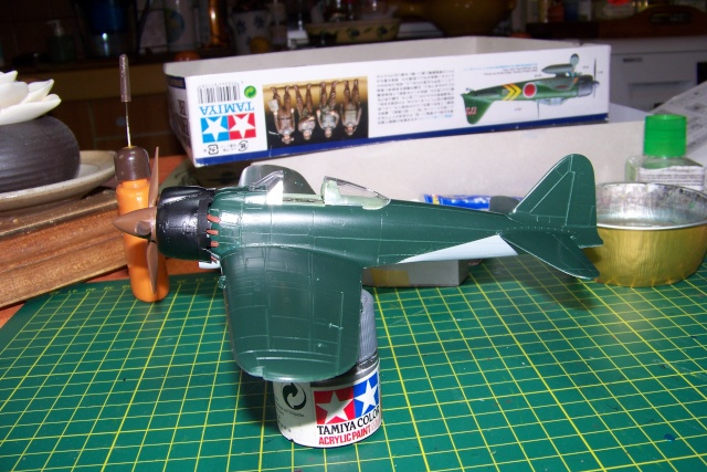 A6M8 Zero type 54/64 fini 100_0035