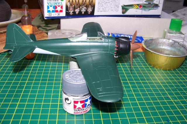 A6M8 Zero type 54/64 fini 100_0036