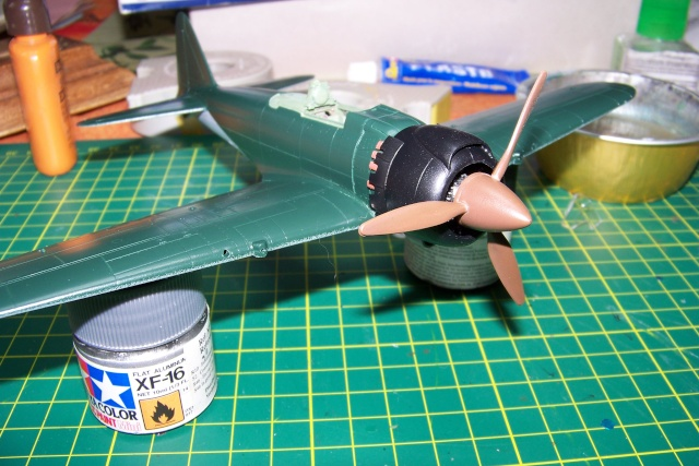 A6M8 Zero type 54/64 fini 100_0037