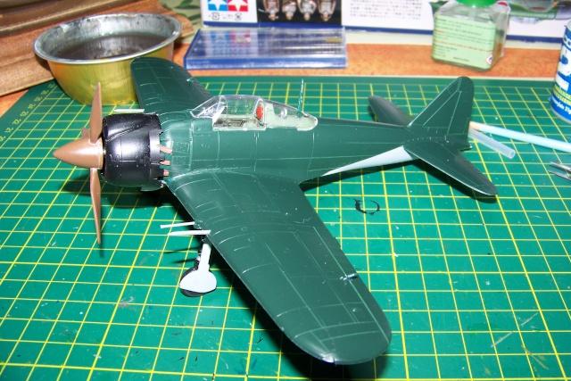 A6M8 Zero type 54/64 fini 100_0038