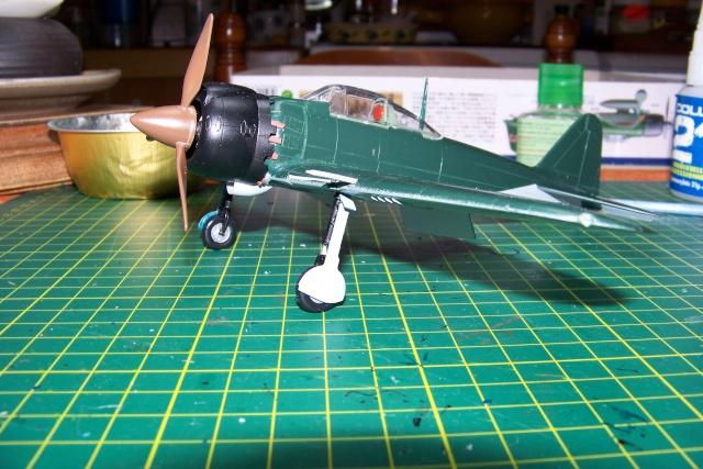 A6M8 Zero type 54/64 fini 100_0039