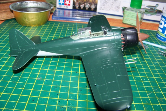 A6M8 Zero type 54/64 fini 100_0040