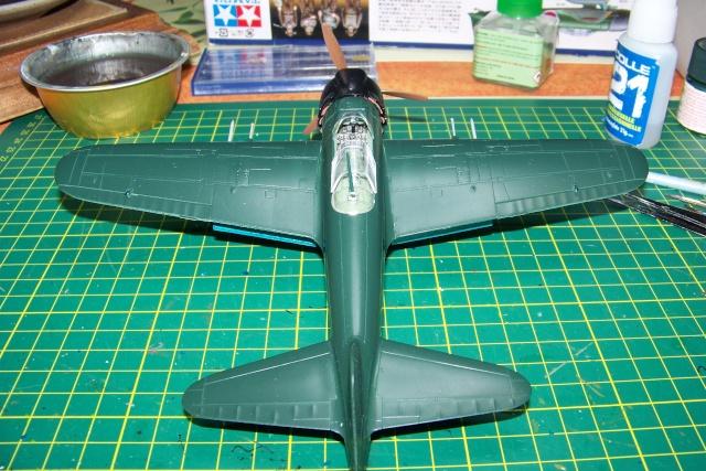 A6M8 Zero type 54/64 fini 100_0041