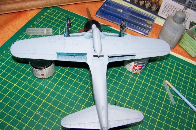 A6M8 Zero type 54/64 fini 100_0042