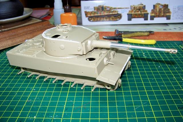 Tigre I ausf E 1/35 100_0043