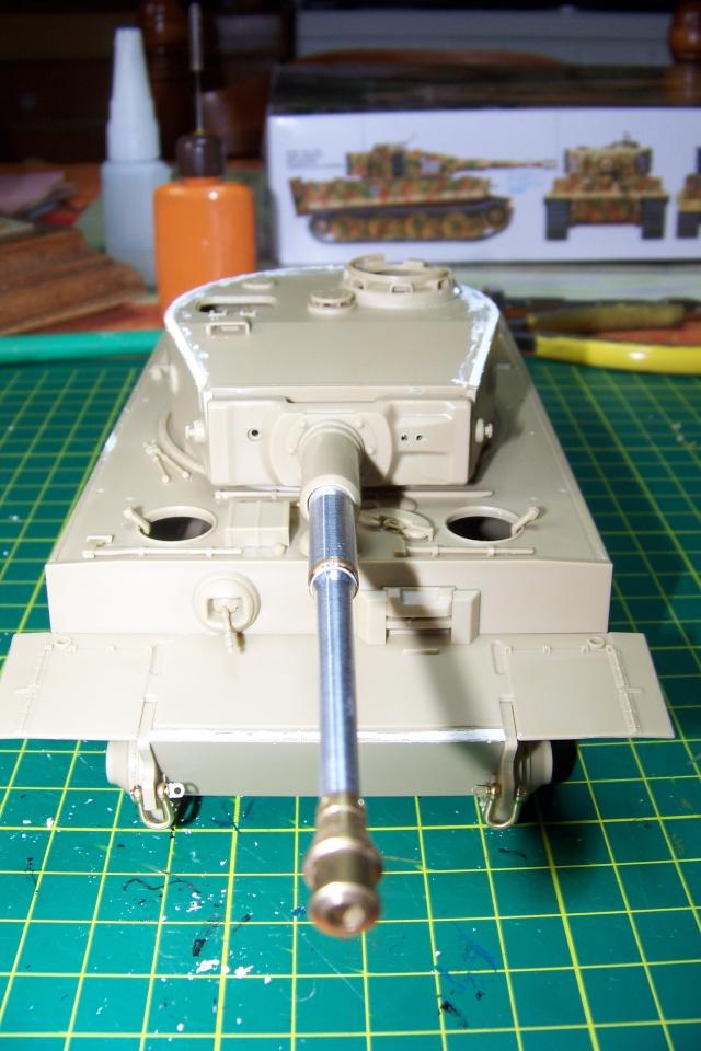 Tigre I ausf E 1/35 100_0046