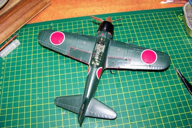 A6M8 Zero type 54/64 fini 100_0047