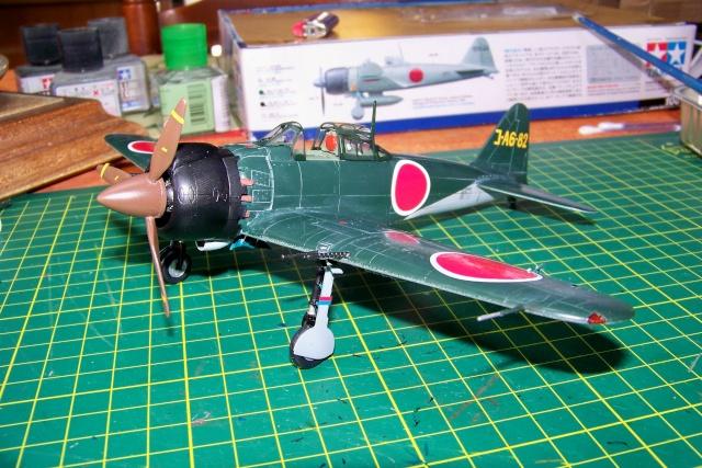 A6M8 Zero type 54/64 fini 100_0110