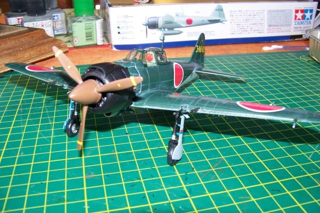 A6M8 Zero type 54/64 fini 100_0111