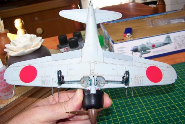 A6M8 Zero type 54/64 fini 100_0112