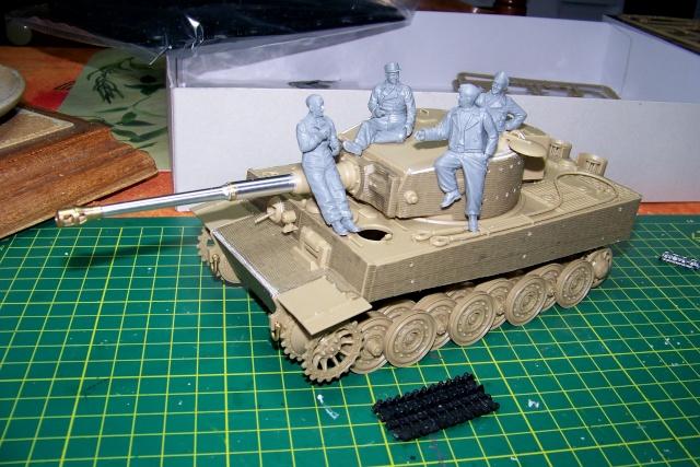 Tigre I ausf E 1/35 100_0113