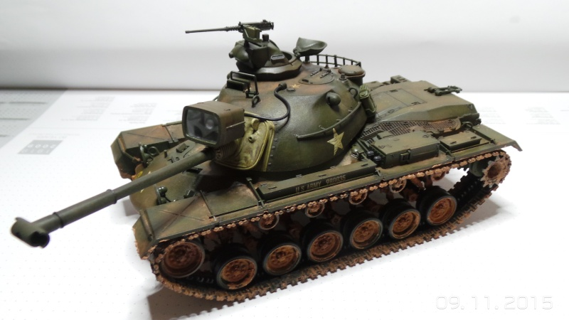 M48A3 Patton (Tamiya 35120 1/35) M48a3-10
