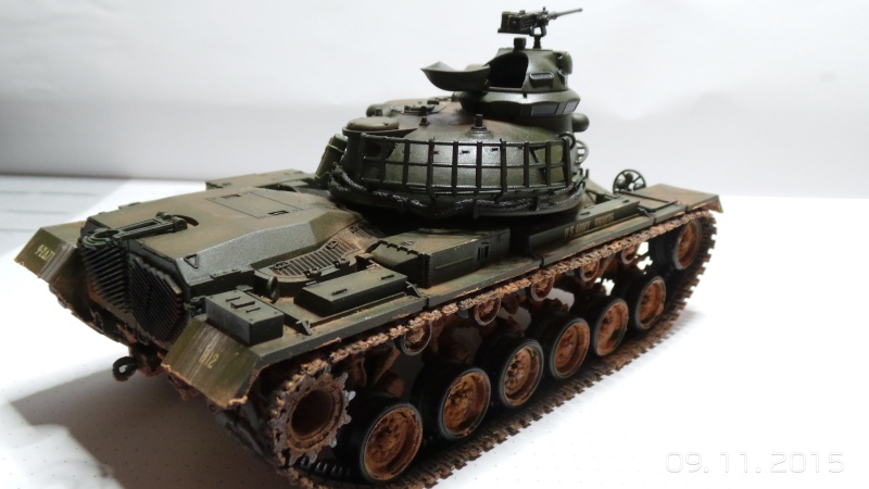 M48A3 Patton (Tamiya 35120 1/35) M48a3-11