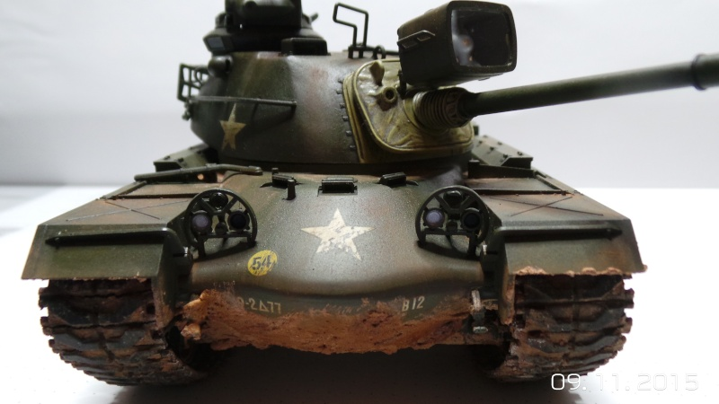 M48A3 Patton (Tamiya 35120 1/35) M48a3-12