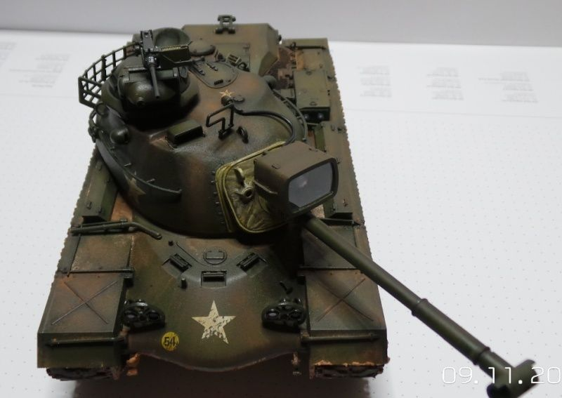 M48A3 Patton (Tamiya 35120 1/35) M48a3-13