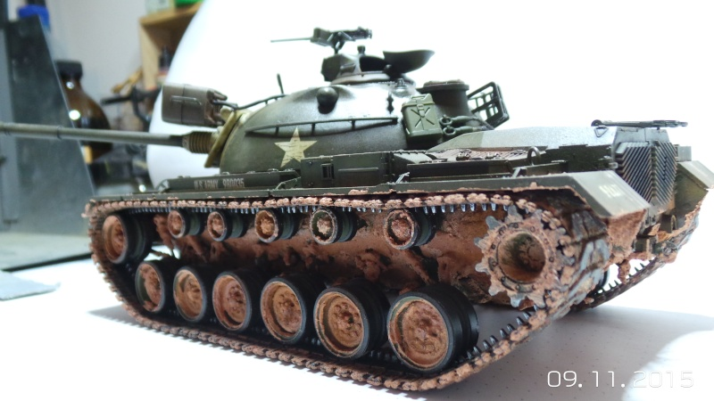 M48A3 Patton (Tamiya 35120 1/35) M48a3-14