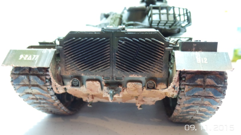 M48A3 Patton (Tamiya 35120 1/35) M48a3-15