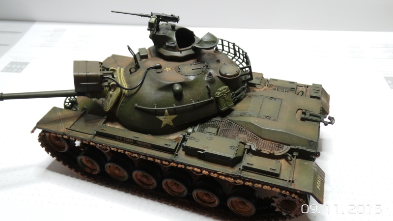 M48A3 Patton (Tamiya 35120 1/35) M48a3-16