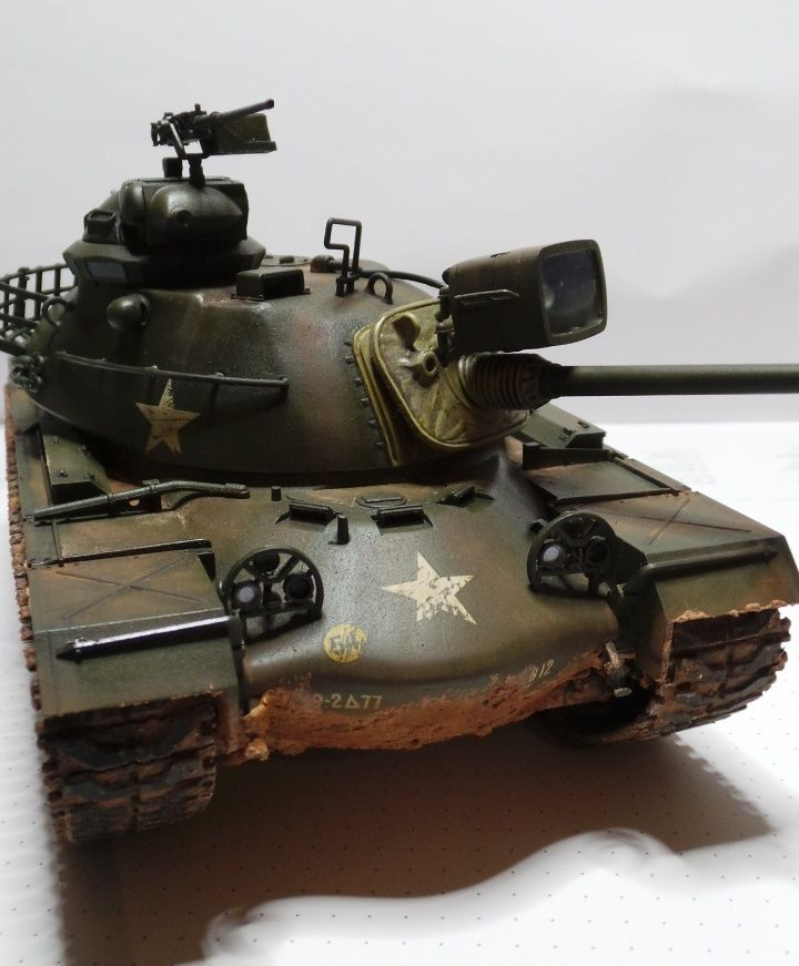 M48A3 Patton (Tamiya 35120 1/35) M48a3-18