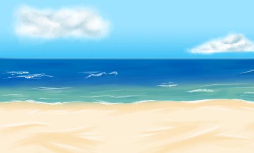 Le soleil, le vent , la plage, les océans... [PV : Opale] Beach11