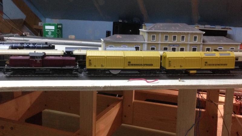 Train de nettoyage Convoi12