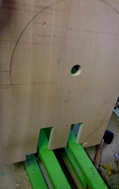 Disque de ponçage sur tour à bois avec aspiration renforcée Dsc_0210