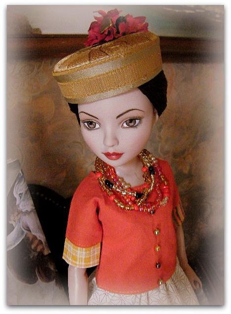 Mes poupées Ellowyne Wilde. De nouvelles photos postées régulièrement. - Page 12 01613