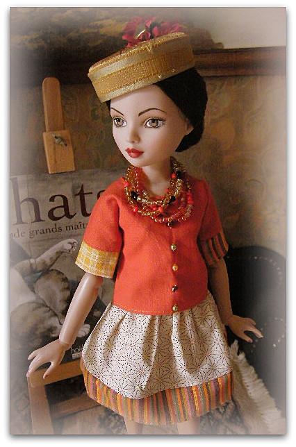 Mes poupées Ellowyne Wilde. De nouvelles photos postées régulièrement. - Page 12 01911