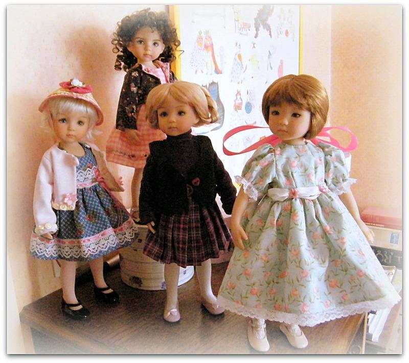 Sheila, Emily, Audrey et Chantel, mes Little Darlings! De nouvelles photos postées régulièrement - Page 6 0211110