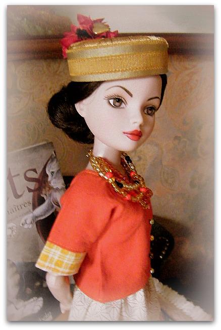 Mes poupées Ellowyne Wilde. De nouvelles photos postées régulièrement. - Page 12 02411