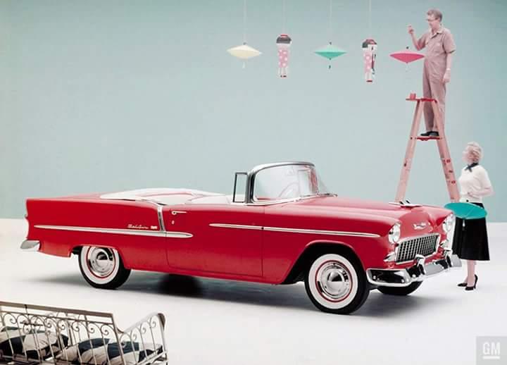 """1955 Chevy Bel Air """"classique"""" ** Terminée ** - Page 2 0110"""
