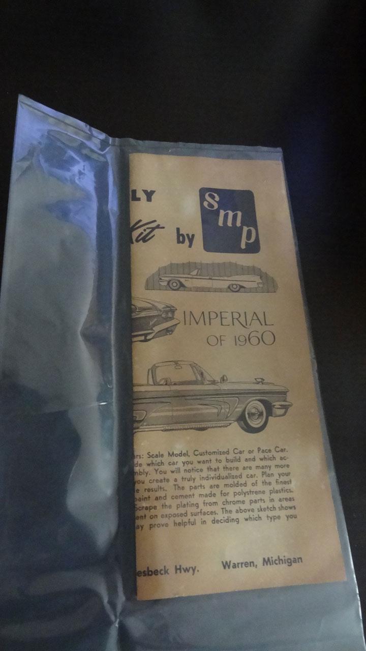 #43 : Imperial Crown 1960 1021