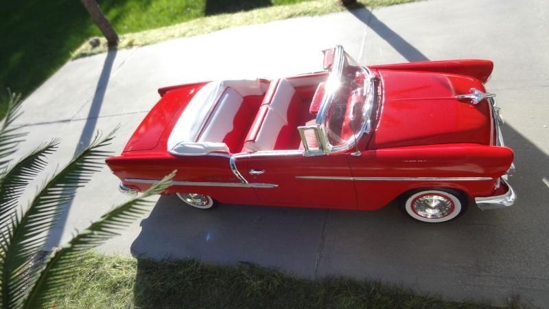 """1955 Chevy Bel Air """"classique"""" ** Terminée ** 1114"""