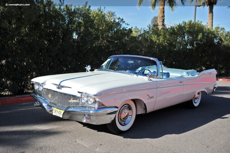 #43 : Imperial Crown 1960 121