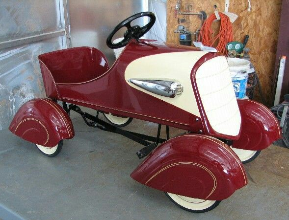 PEDAL CARS - Page 10 1422