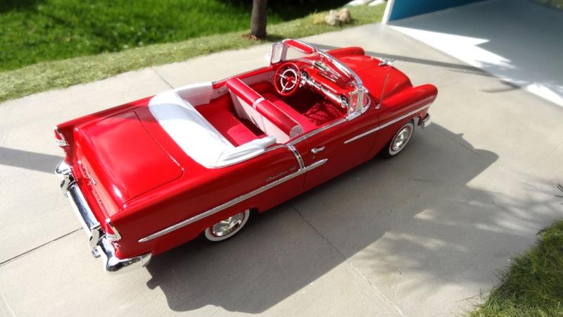 """1955 Chevy Bel Air """"classique"""" ** Terminée ** 414"""