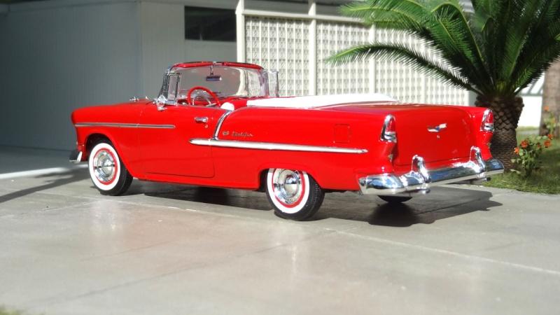 """1955 Chevy Bel Air """"classique"""" ** Terminée ** 514"""
