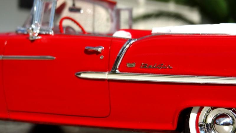 """1955 Chevy Bel Air """"classique"""" ** Terminée ** 613"""