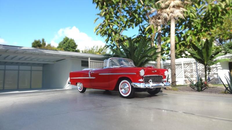 """1955 Chevy Bel Air """"classique"""" ** Terminée ** 715"""