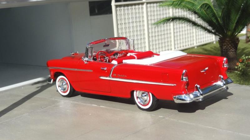 """1955 Chevy Bel Air """"classique"""" ** Terminée ** 914"""