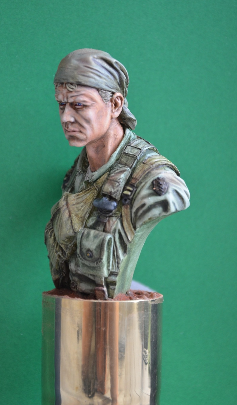 bust Staff Sergeant US Army 25th Infantry Division, Vietnam  Dsc_0024