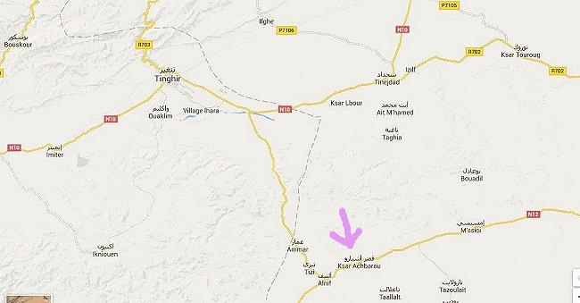 amazigh - Achbarou haut atlas, la vie dans le petit village Amazigh Achbar10