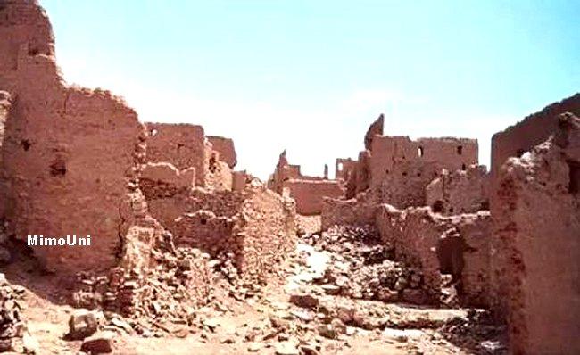 amazigh - Achbarou haut atlas, la vie dans le petit village Amazigh Achbar14