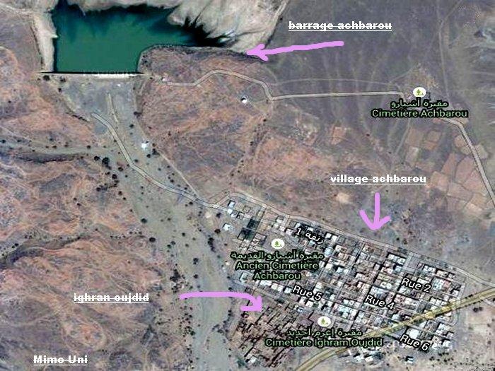 amazigh - Achbarou haut atlas, la vie dans le petit village Amazigh Achbar18