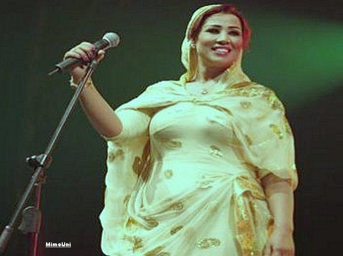 musique - saida Charaf, artiste Marocaine tres populaire Saida10
