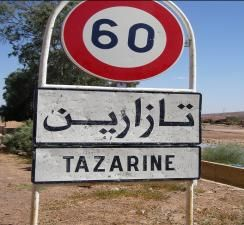 tazarine ! on a tenté de vous la cacher, elle n'a plus de secret ce paradis Amazigh Tazari10