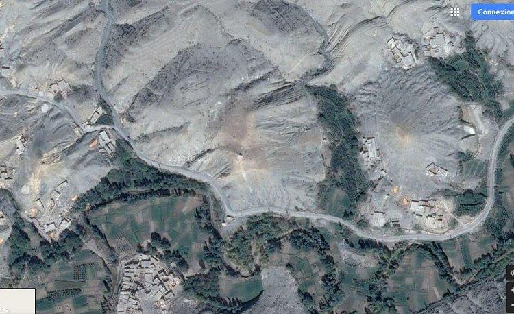 amazigh - tazarine ! on a tenté de vous la cacher, elle n'a plus de secret ce paradis Amazigh Tazari12
