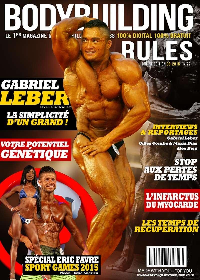 magazine - www.bodybuilding-rules.com le magazine interactif GRATUIT  Aout10